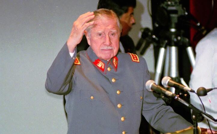 il generale nel 1996