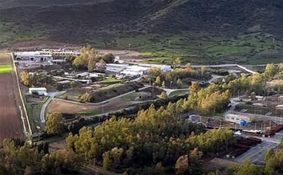 lo stabilimento rwm di domusnovas (foto l unione sarda farris)