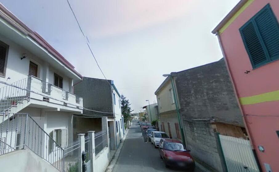 via belgio a serramanna (google maps)