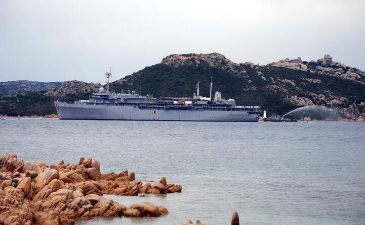 la emory s land lascia l isola di santo stefano a fine 2007