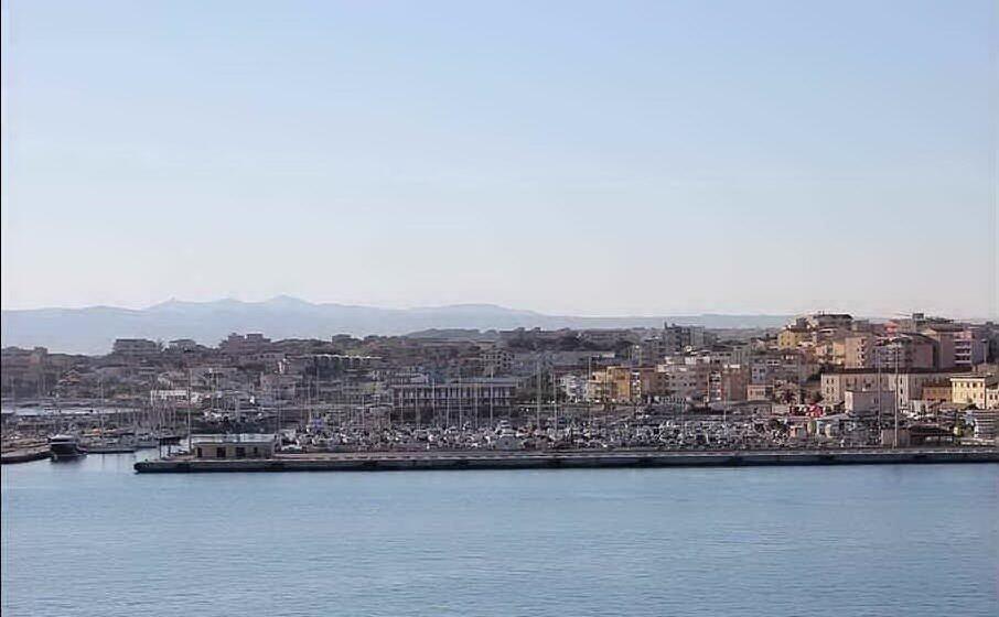 porto torres (archivio l unione sarda)