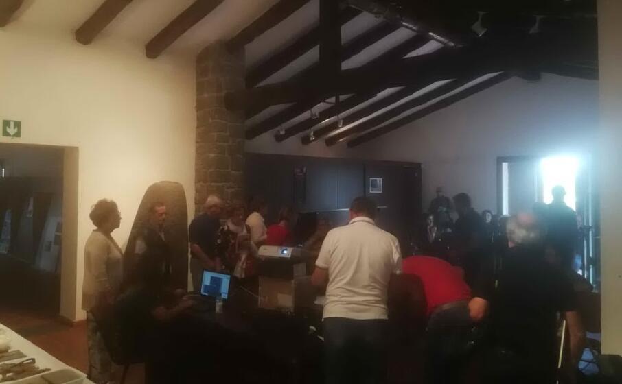 la conferenza (foto l unione sarda orbana)