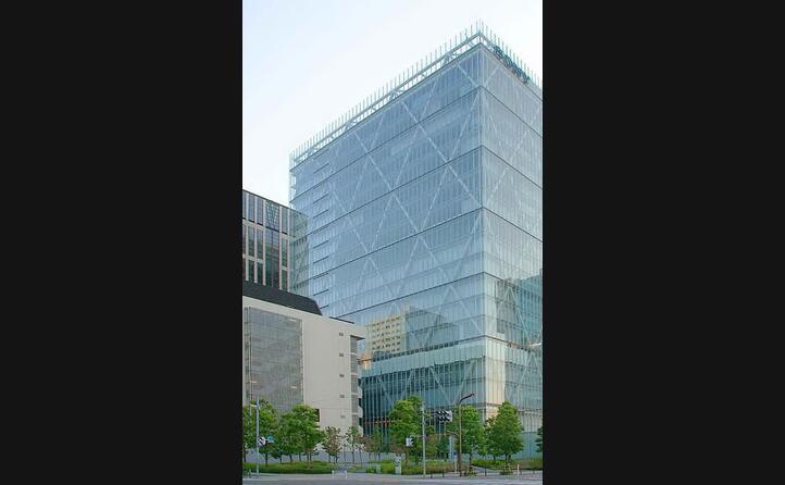 il quartier generale sony a tokyo (foto wikipedia)