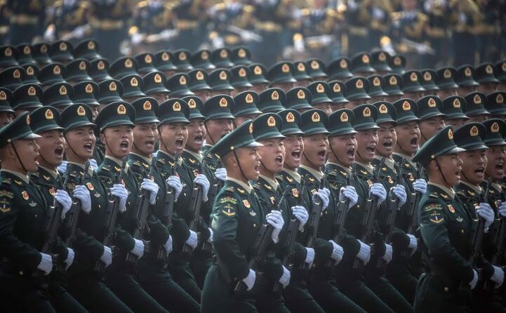 la repubblica popolare cinese compie 70 anni maxi parata a pechino