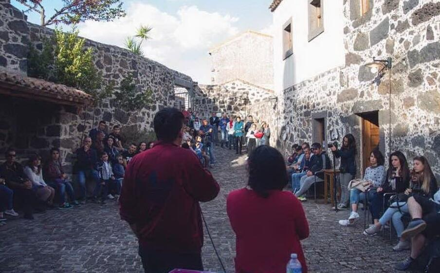 un immagine dalle precedenti edizioni del festival (foto tad a)