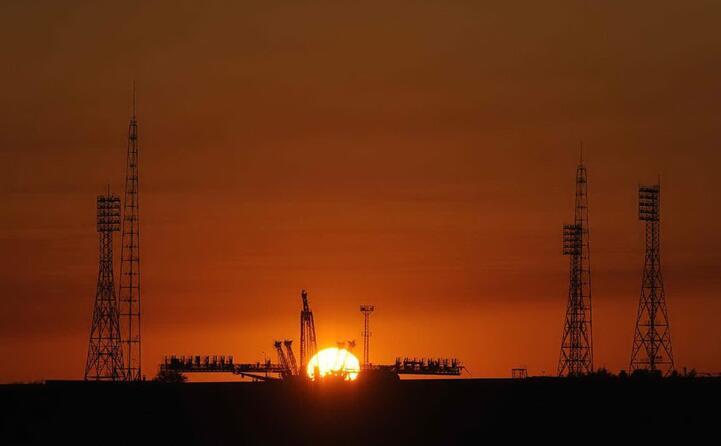 il lancio avvenuto alle 19 28 al cosmodromo di bajkonur (foto wikipedia)