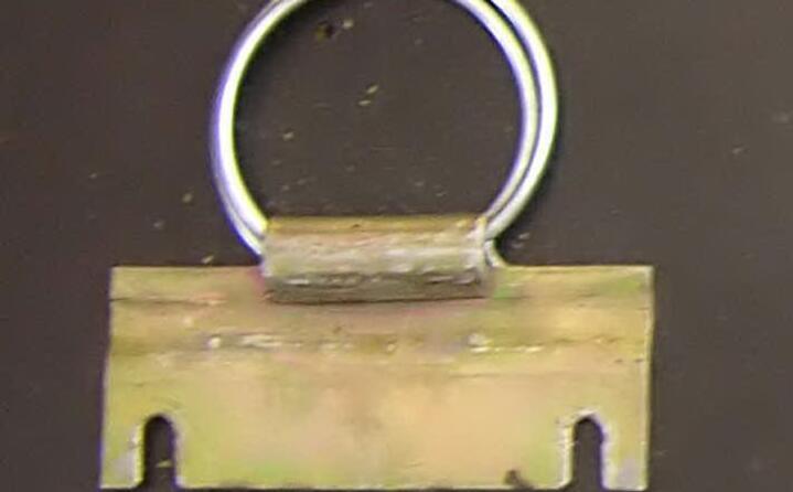 l unico pezzo conservato del satellite (foto wikipedia)