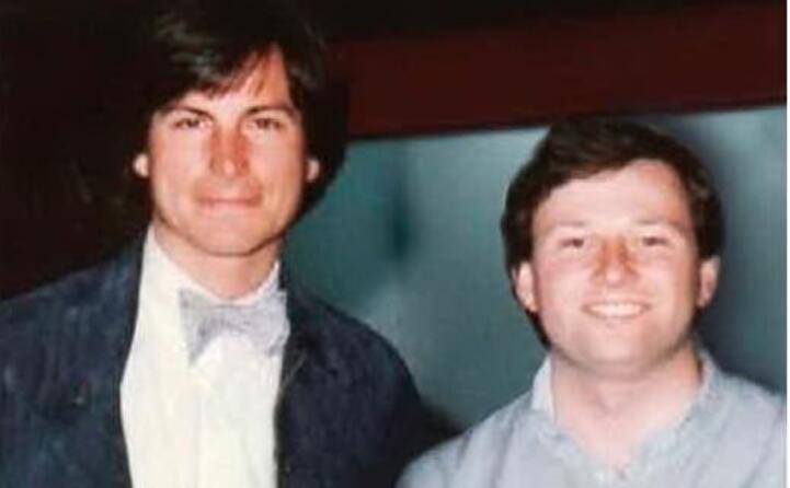 con il programmatore wendell brown (foto wikipedia)