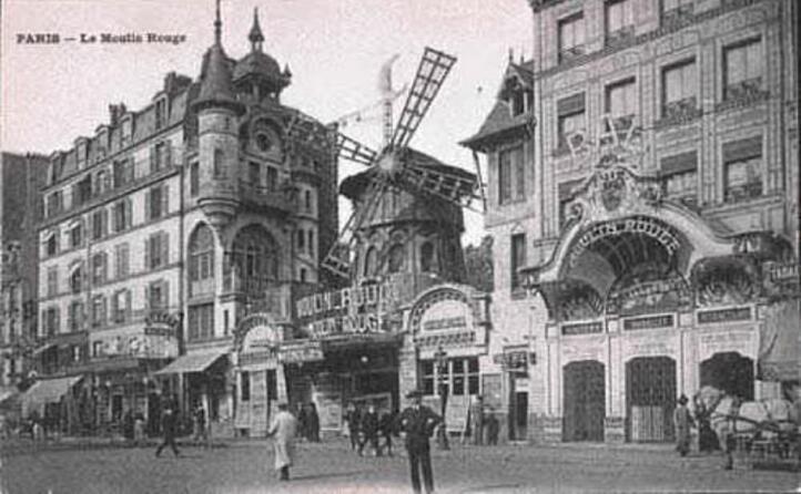 il locale in uno scatto del 1900 (foto wikipedia)