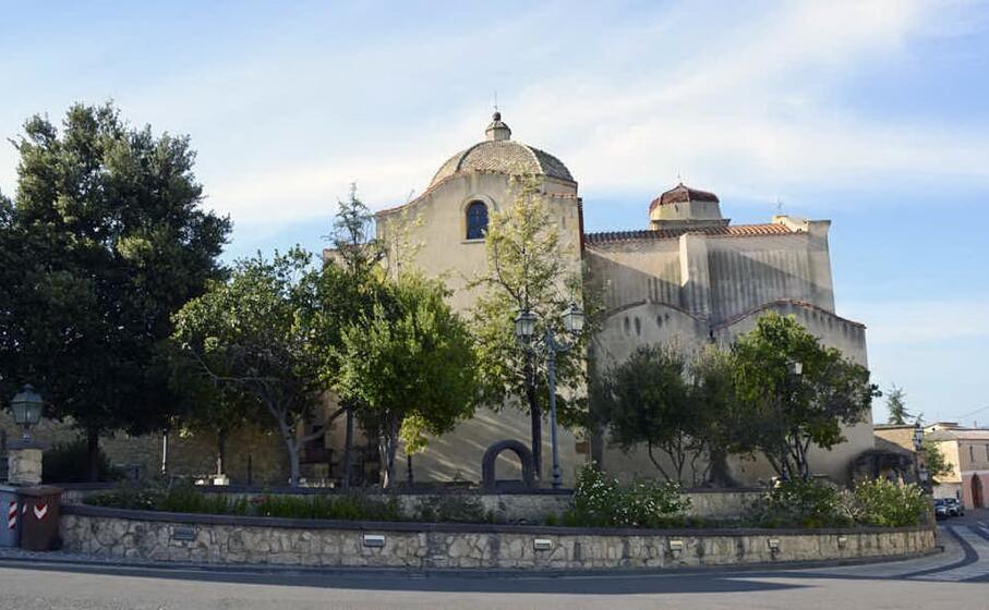 il centro storico di simala (foto l unione sarda pintori)