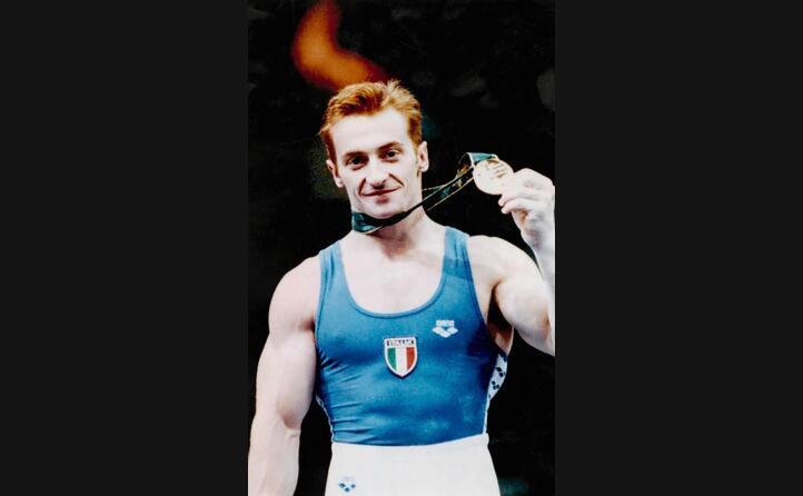 con l oro olimpico conquistato nel 96 ad atlanta