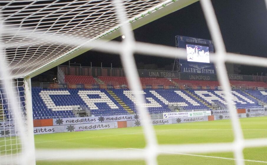la sardegna arena (instagram cagliari calcio)