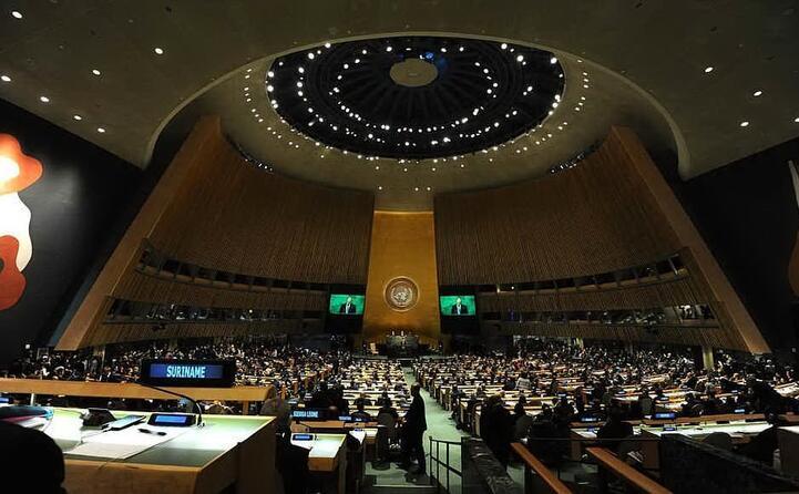 la sede in cui si svolge l assemblea generale onu
