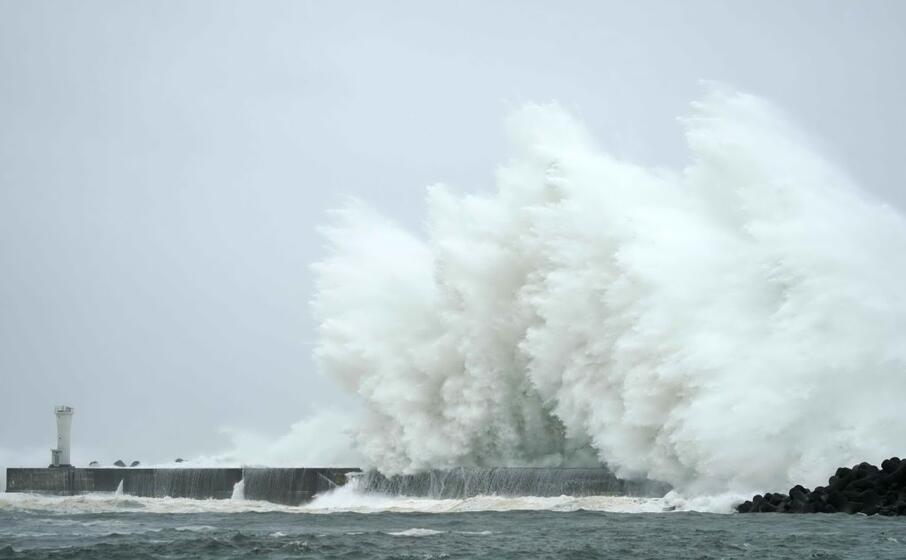 si tratta del tifone pi potente degli ultimi 60 anni
