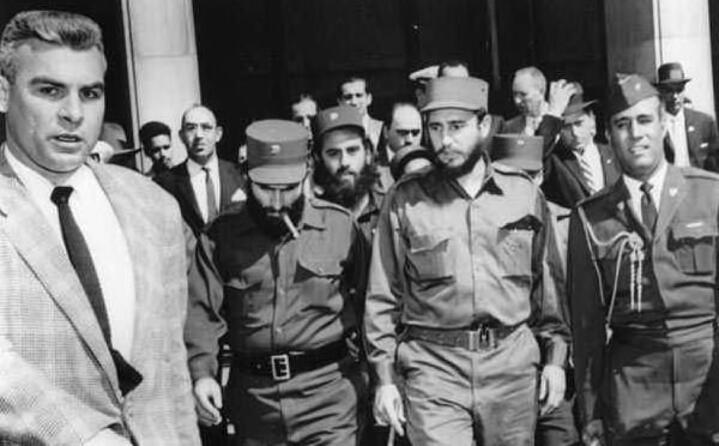 alla guida del governo cubano c era da tre anni fidel castro