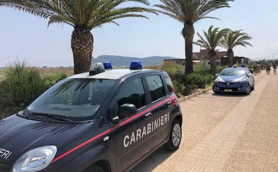 carabinieri e polizia (archivio l unione sarda)