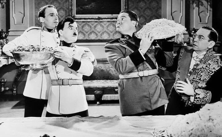 accaddeoggi 15 ottobre del 1940 esce al cinema il grande dittatore