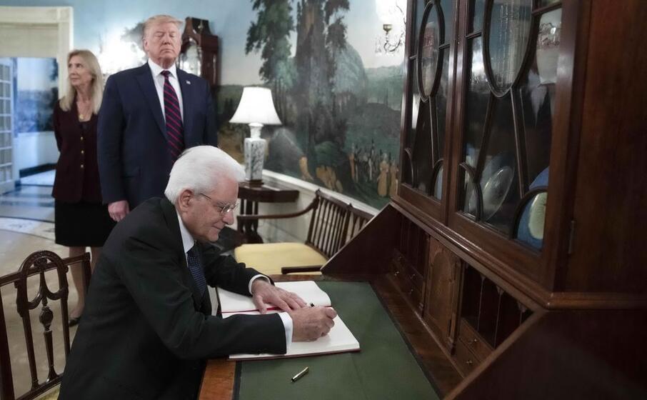 la firma del guest book