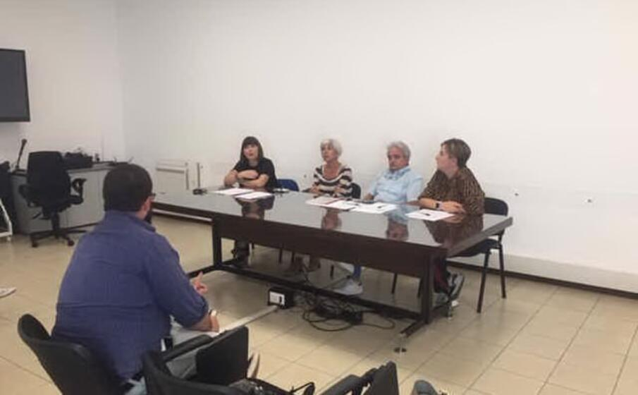 la presentazione del progetto di oristano (l unione sarda sanna)
