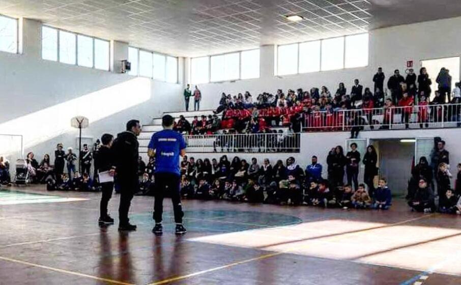 la prima edizione di sport legality and friendship (l unione sarda chessa)