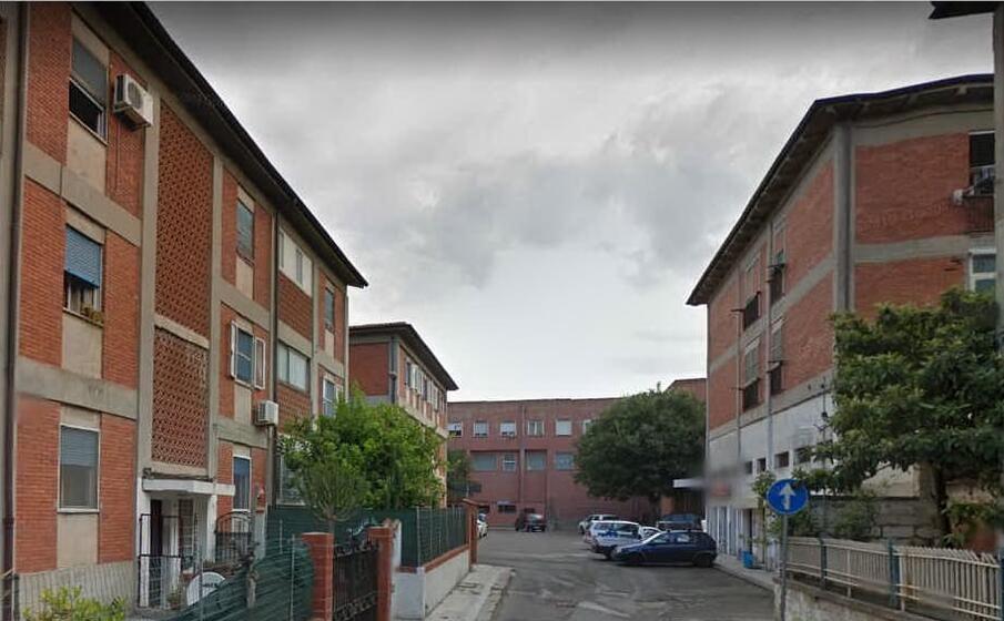 via amerigo vespucci a sassari (foto google maps)
