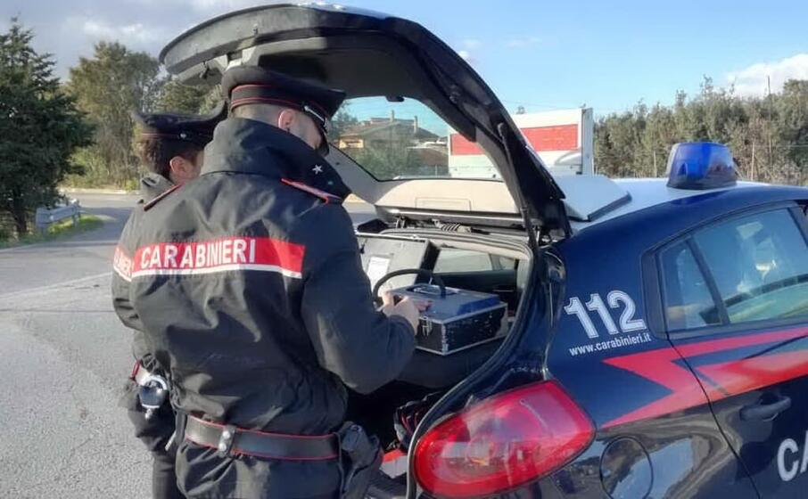 carabinieri (archivio l unione sarda pintori)
