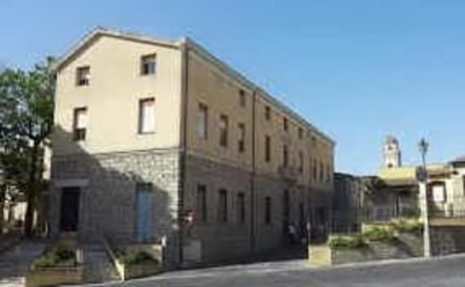 il palazzo municipale di senorb (foto l unione sarda sirigu)