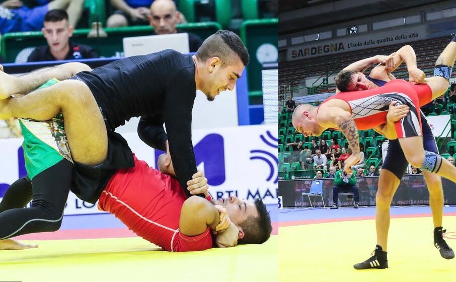 lotta grappling maschile (foto piroddu)