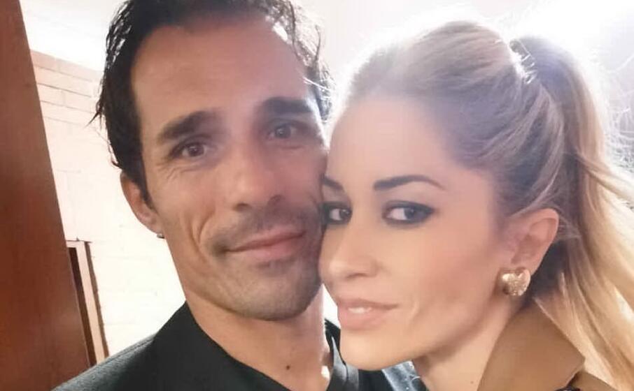 bernardo corradi e elena santarelli (instagram)