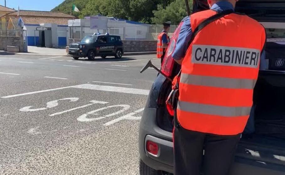 i controlli (foto carabinieri)