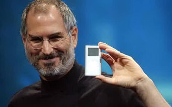 il cofondatore di apple steve jobs