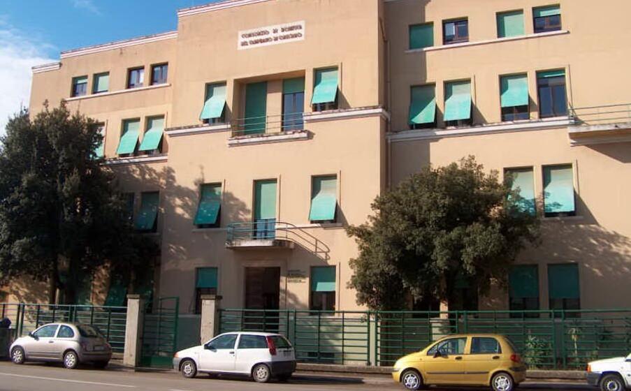 la sede del consorzio di bonifica dell oristanese (l unione sarda pintori)