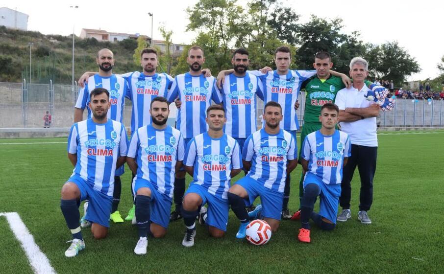 la squadra del sennori calcio (l unione sarda tellini)