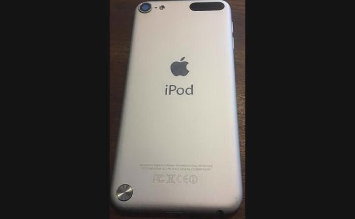 un ipod moderno