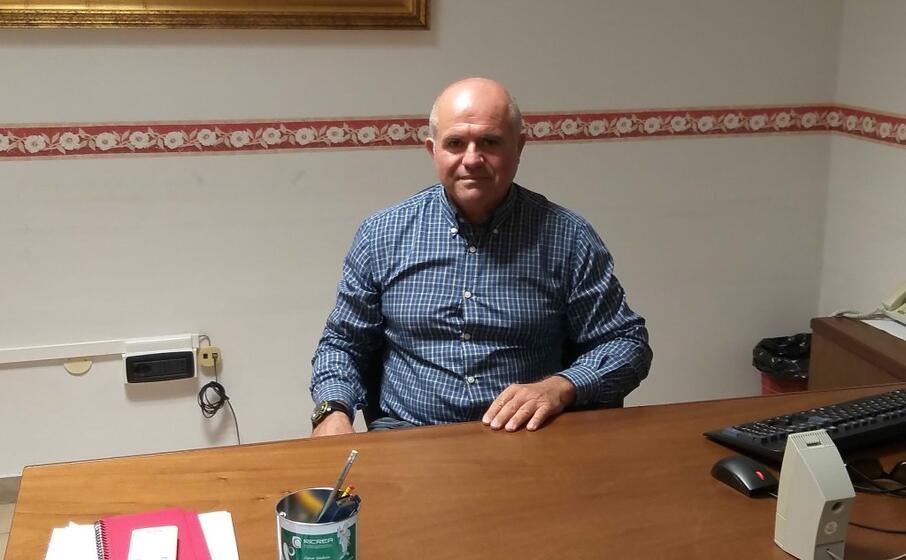il sindaco decaduto antonello cocco (foto l unione sarda farris)