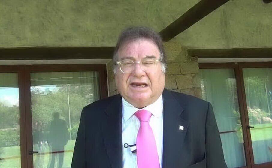 giancarlo acciaro presidente degli agenti marittimi (foto youtube)