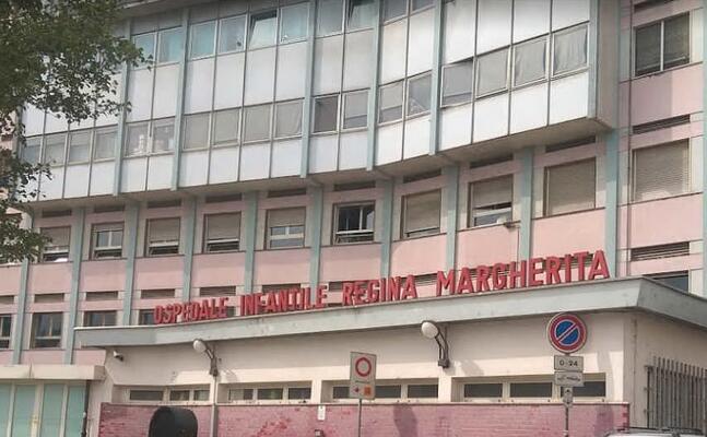 la piccola morta prima di giungere all ospedale regina margherita (foto google maps)