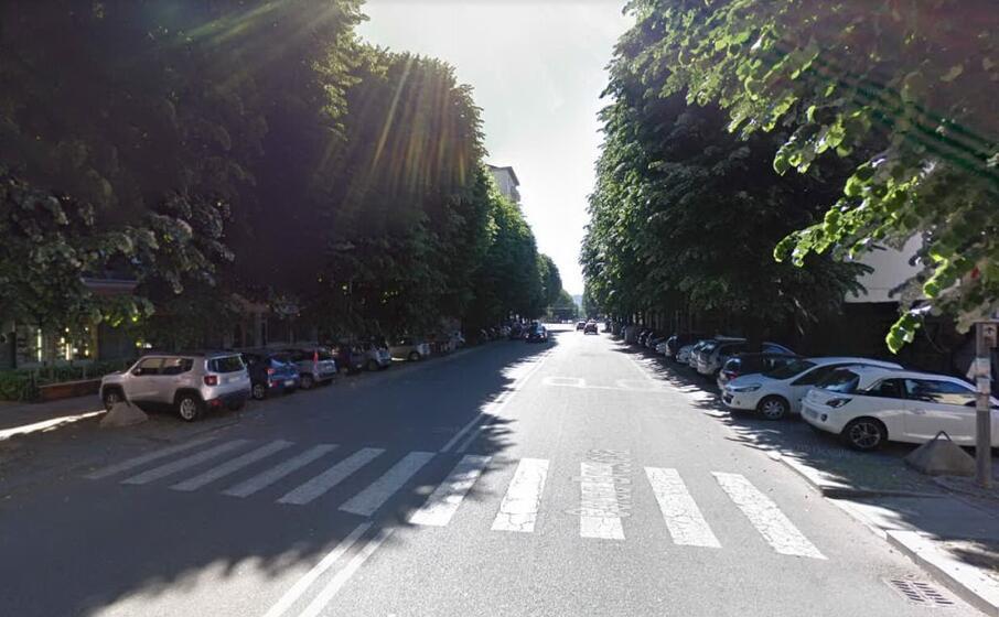 corso brescia a torino (foto google maps)