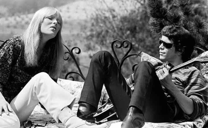 con nico nel 1965