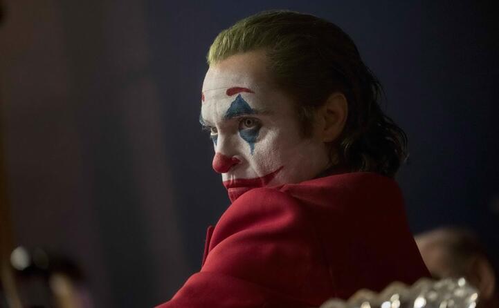 sul set di joker il suo ultimo film