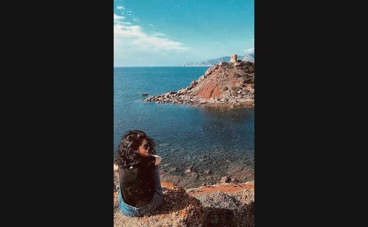 ammirando la torre del porticciolo ad alghero ( giuliamasalaa)