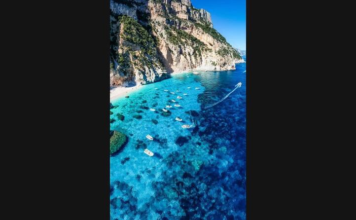 i colori della costa di baunei ( mimmomandrone)