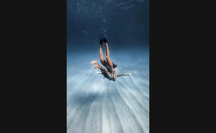 in fondo al mare lo scatto dai mari dell ogliastra di giuliacalcaterra