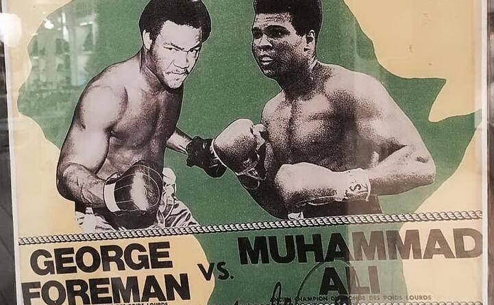 accaddeoggi 30 ottobre 1974 lo storico match tra muhammad al e george foreman (foto wikipedia)