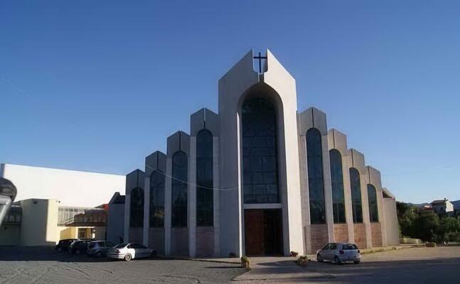 la chiesa di villa san pietro (l unione sarda murgana)