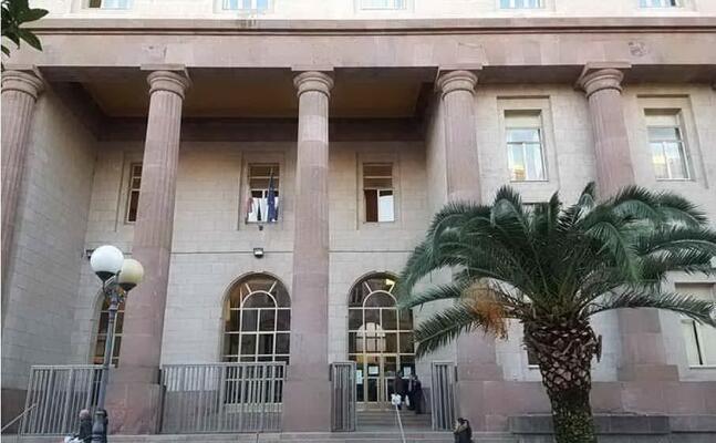 il tribunale di sassari (l unione sarda)