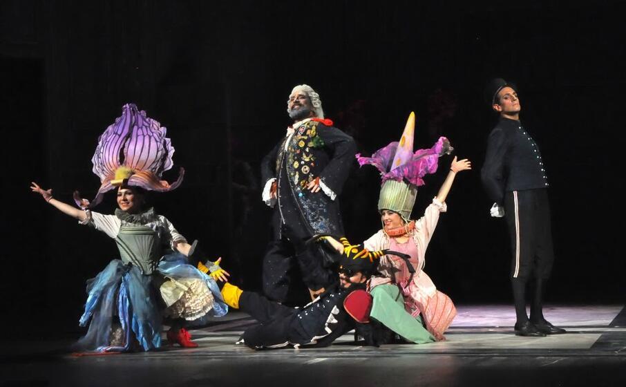 (foto teatro comunale sassari)