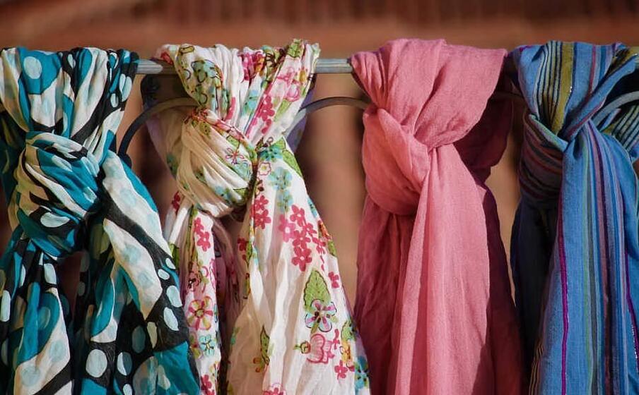 foulard (foto pixabay)