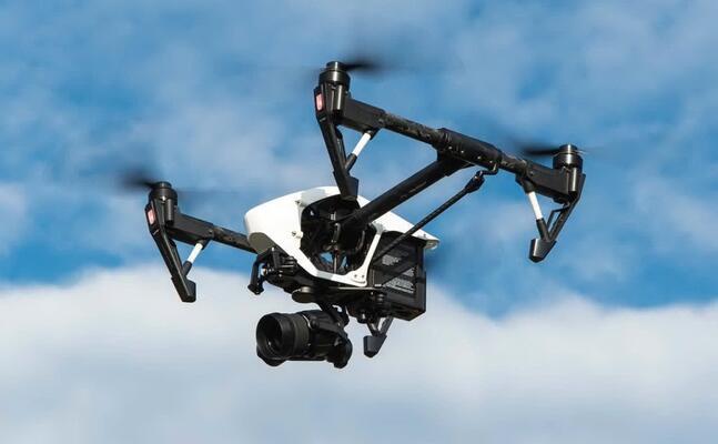 un drone (pixabay)