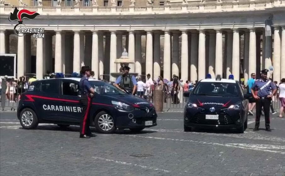 carabinieri (foto youtube)